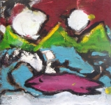 Landscape-with-Fish-12zx12.5-wood-oil-string